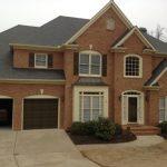 Exterior Painters - Atlanta, GA - Brick home - Buford, GA - Kimberly Painting