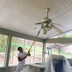 Hiring Professional House Painters - Kimberly Painting - Cumming, GA - Protect Furniture