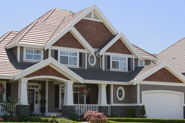 Spring Exterior Painting Brown with White Trim - Cumming, GA - Kimberly Painting Contractor - Hiring Professional House Painters