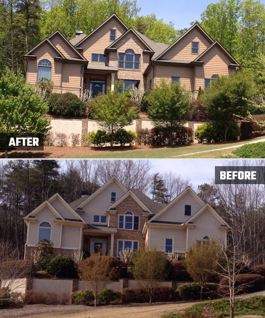 Exterior Home Painting: House Painting Project Gallery
