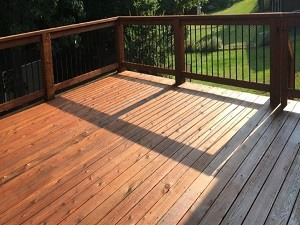 Deck Staining Ming Ga Kimberly Painting