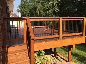 Deck Stains - Cumming, GA - Kimberly Painting