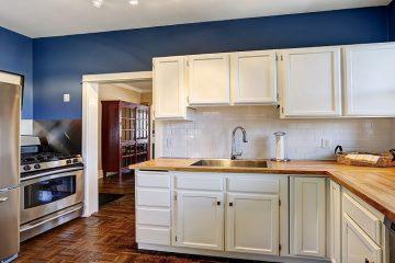 Kitchen Cabinet Painting - Cumming, Georgia - Kimberly Painting