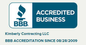 Better Business Bureau Accredited - Kimberly Painting Contractors - Cumming Georgia