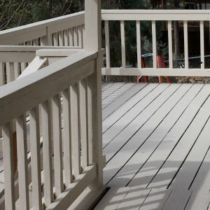 Deck sealing, staining, and refinishing - Kimberly Painting Contractors - Cumming, GA