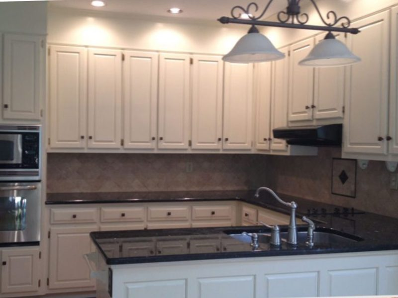 Painting Kitchen Cabinets In The Cumming Ga Area Kimberly Painting,Decorating On A Budget