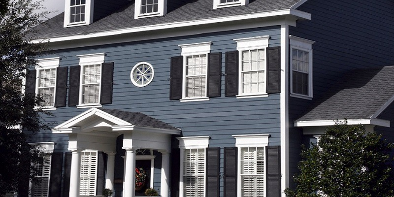 Dark Exterior Painting Techniques and Trends - Cumming, GA - Kimberly Painting