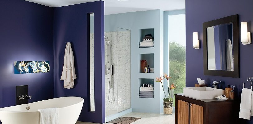 Bathroom Paint Colors - Cumming Georgia - Kimberly Painting