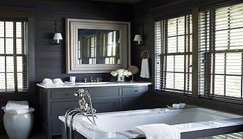Black-Bathroom-Kimberly Painting - Marietta, GA
