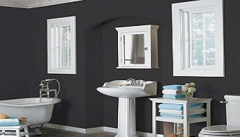 Black-Bathrooms-Kimberly Painting - Marietta, GA