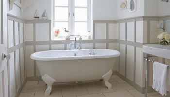 Gray-and-White-Bathroom-Painting-Color-Scheme-Kimberly-Painting-Cumming-GA