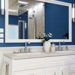 Indigo Blue Bathroom Paint Colors - Cumming, GA - Kimberly Painting