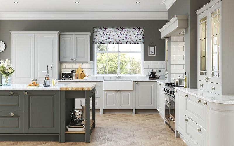 Gray - The Best Kitchen Cabinet Paint - Cumming, GA